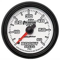 Auto Meter - Autometer Phantom II 60psi Boost