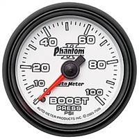 Auto Meter - Autometer Phantom II 100psi Boost