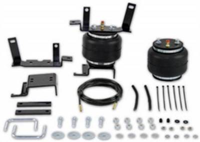 Air Lift - Air Lift LOADLIFTER 5000; LEAF SPRING LEVELING KIT; FRONT; INSTALLATION TIME-2 HOURS OR L 57154
