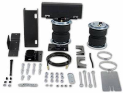 Air Lift - Air Lift LOADLIFTER 5000; LEAF SPRING LEVELING KIT; REAR; INSTALLATION TIME-2 HOURS OR LE 57216