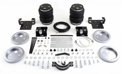 Air Lift - Air Lift LOADLIFTER 5000; LEAF SPRING LEVELING KIT; REAR; NO DRILL; INSTALLATION TIME-2 H 57275