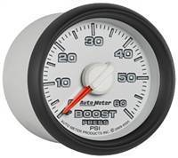 Auto Meter - Autometer Factory Match Boost Gauge 60psi