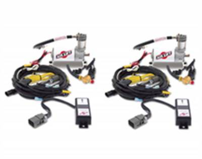 Air Lift - Air Lift SMARTAIR AUTOMATIC ON BOARD AIR SYSTEM-DUAL SENSOR; INSTALLATION TIME-3 HOURS OR 25430