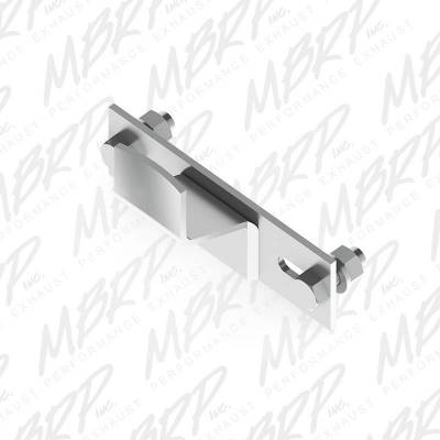 MBRP - MBRP Exhaust Stainless steel single mounting kit with hardware KT1008