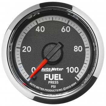 Auto Meter - Autometer Factory Match Fuel Pressure