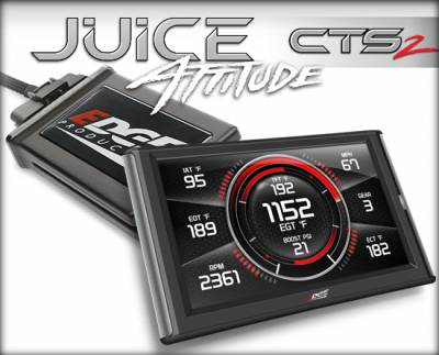 Edge Products - Edge Juice w/Attitude CTS