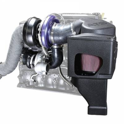 ATS - ATS Aurora Plus 7500 Compound Turbo System