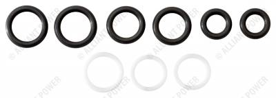 Alliant Power - Stand Pipe and Front Port Plug Seal Kit
