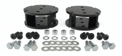 Air Lift - Air Lift LOCK-N-LIFT; AIR SPRING SPACER; 2 IN. LIFT; INCL. HARDWARE; NO DRILL; INSTALLATI 52130