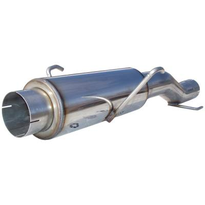 Dodge/Cummins - Exhaust Systems And Components - MBRP - MBRP Exhaust High-Flow Muffler Assembly, T409 MK96116