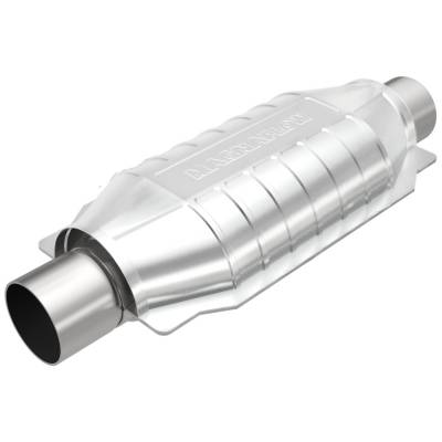 Exhaust Systems And Components - Catalytic Converters - MagnaFlow Exhaust Products - MagnaFlow Exhaust Products Conv Univ 2.5 FED 94006