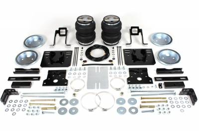 Steering And Suspension - Helper Springs And Load Control - Air Lift - Air Lift LOADLIFTER 5000 ULTIMATE AIR SPRING KIT; REAR; ADJUSTABLE; WITH INTERNAL JOUNCE 88398
