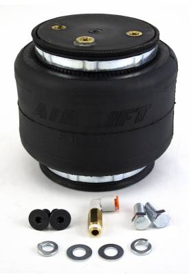 Air Lift - Air Lift LOADLIFTER 5000 ULTIMATE REPLACEMENT AIR SPRING; FRONT; INCLUDES HARDWARE AND ON 84252 - Image 3