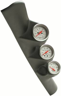 Dodge/Cummins - Gauges And Pods - Auto Meter - Auto Meter Diesel Gauge Kit; A-Pillar w/spkr; RAM 98-02; Boost/EGT/Trans; 35psi/1600deg. F/ 7095
