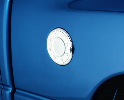 Auto Ventshade (AVS) - Auto Ventshade (AVS) AVS - FUEL DOOR COVER 688774
