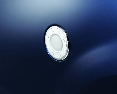 Auto Ventshade (AVS) - Auto Ventshade (AVS) AVS - FUEL DOOR COVER 688772