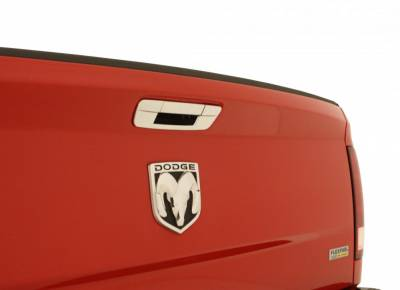 Dodge/Cummins - Exterior Accessories - Auto Ventshade (AVS) - Auto Ventshade (AVS) AVS - CHROME TAILGATE HANDLE COVERS 686559