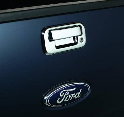 Auto Ventshade (AVS) - Auto Ventshade (AVS) AVS - CHROME TAILGATE HANDLE COVERS 686552