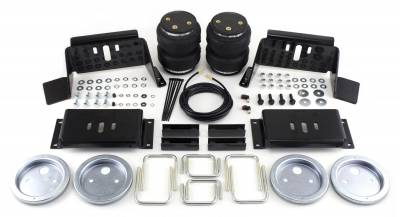 Air Lift - Air Lift LOADLIFTER 5000; LEAF SPRING LEVELING KIT; REAR; FOR USE WITH REESE 5TH WHEEL HI 57298 - Image 4