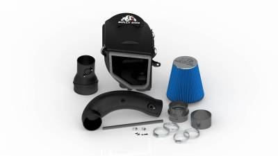 Air Intakes And Parts - Cold Air Intakes - Bully Dog - Bully Dog Rapid Flow Intake, enclosed, Molded XLPE, Stage 2 53205