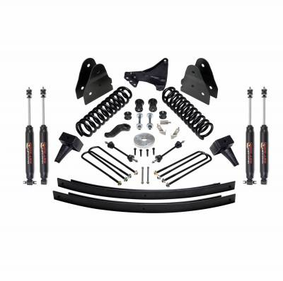 Steering And Suspension - Lift Kits/Leveling Kits - ReadyLift - ReadyLift 5in. LIFT KIT SERIES 1 W/ SHOCKS 49-2106