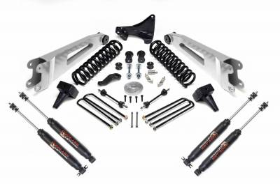 Steering And Suspension - Lift Kits/Leveling Kits - ReadyLift - ReadyLift 5in. LIFT KIT SERIES 2 W/ SHOCKS 49-2101