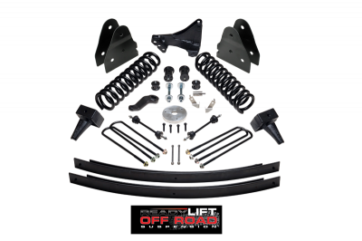 Steering And Suspension - Lift Kits/Leveling Kits - ReadyLift - ReadyLift Off Road 5in. Lift Kit - SERIES 1 49-2003