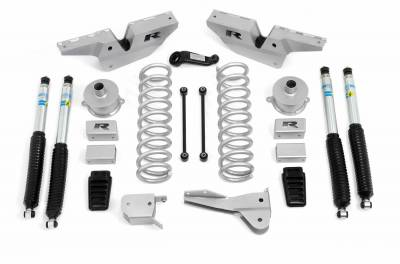 Steering And Suspension - Lift Kits/Leveling Kits - ReadyLift - ReadyLift 6in. LIFT KIT W/SHOCKS 49-1640-S