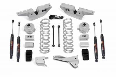 Steering And Suspension - Lift Kits/Leveling Kits - ReadyLift - ReadyLift 6in. LIFT KIT W/SHOCKS 49-1630-S