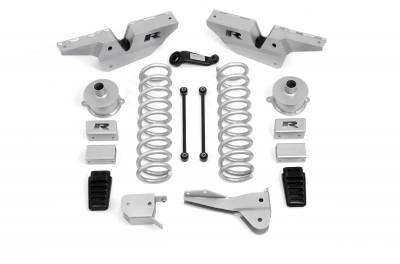 Steering And Suspension - Lift Kits/Leveling Kits - ReadyLift - ReadyLift 6in. LIFT KIT W/O SHOCKS 49-1600-S