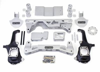 ReadyLift - ReadyLift 5-6in. FRONT BRACKET KIT FOR MLS LIFT KIT 44-3056