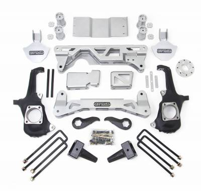 Steering And Suspension - Lift Kits/Leveling Kits - ReadyLift - ReadyLift LIFT KIT - 4WD ONLY 7-8in. FRONT 5in. 44-3055