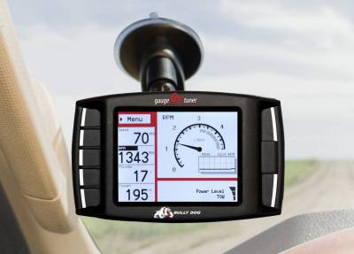 Bully Dog - Bully Dog Triple Dog GT diesel, vehicle tuner and multi-gauge vehicle monitor 40420