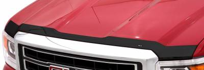 Chevy GM/Duramax - Exterior Accessories - Auto Ventshade (AVS) - Auto Ventshade (AVS) AVS - AEROSKIN ACRYLIC HOODPROTECTOR 322030