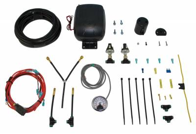 Steering And Suspension - Helper Springs And Load Control - Air Lift - Air Lift LOAD CONTROLLER; DUAL; STANDARD DUTY; 25852
