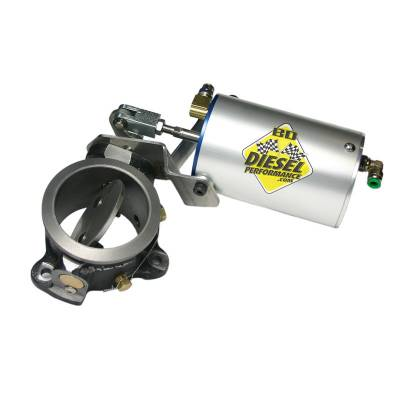 Exhaust Systems And Components - Exhaust Brakes - BD Diesel - BD Diesel Brake - 1994-1997 Ford 7.3L Vac/Turbo Mount 2033143