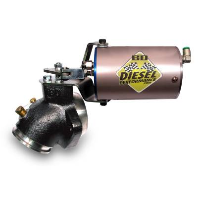 Exhaust Systems And Components - Exhaust Brakes - BD Diesel - BD Diesel Brake - 1999-2002 Dodge Vac/Turbo Mount 2033137