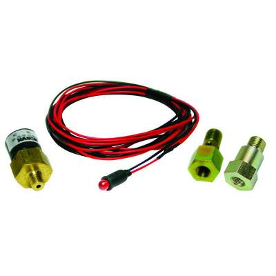 Ford/Powerstroke - Fuel System - BD Diesel - BD Diesel LOW FUEL PRESSURE ALARM KIT, Amber LED - Ford 6.0L 2003-2007 1081143