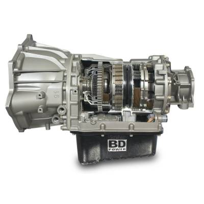 Transmission - BD Diesel - BD Diesel Transmission - 2006-2007 Chev LBZ Allison 1000 6-speed 4wd 1064734