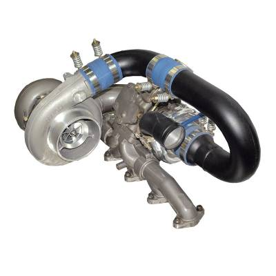 Dodge/Cummins - Turbos - BD Diesel - BD Diesel R850 Tow & Track Turbo Kit w/o Secondary - 1998-2002 24valve Manual Trans 1045427