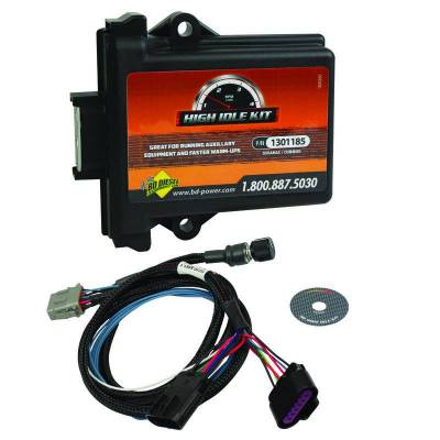 Chevy GM/Duramax - Tuners And Programmers - BD Diesel - BD Diesel High Idle Kit - Chevy 2008-2015 6.6L Duramax 1036627