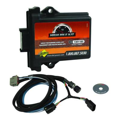 Tuners And Programmers - Accessories And Switches - BD Diesel - BD Diesel High Idle Kit - Dodge 2007-2016 5.9L/6.7L / 2014-2016 3.0L EcoDiesel 1036622