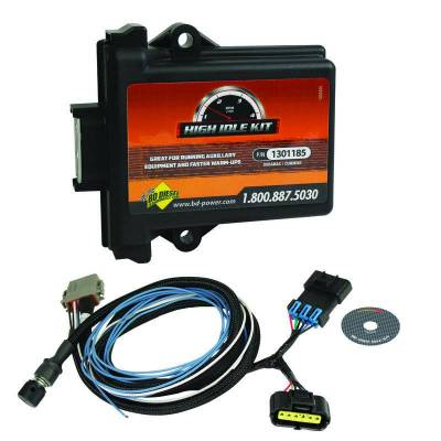 Tuners And Programmers - Accessories And Switches - BD Diesel - BD Diesel High Idle Kit - Dodge 5.9L 2005-2006 CR 1036621