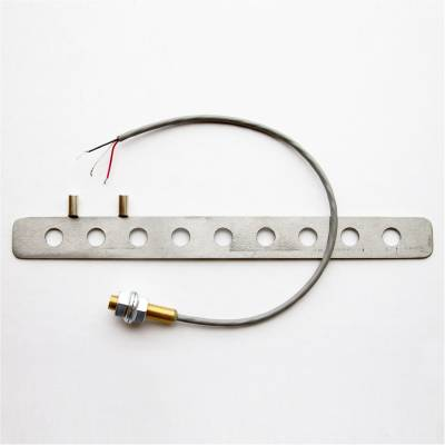 Differential - Auto Meter - Auto Meter Speed Sensor; Univ. Magnetic; Hall Effect; Incl. qty. 2 Magnets/Bracket Assy. 5290
