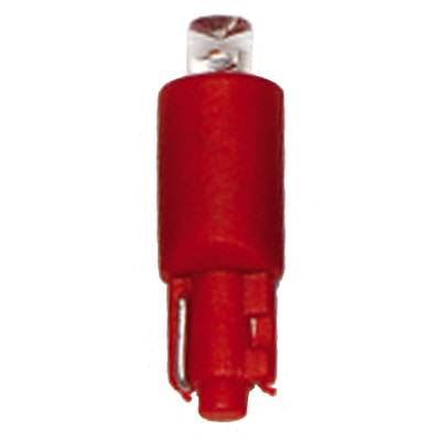 Interior Accessories - Auto Meter - Auto Meter LED Bulb; Replacement; T1-3/4 Wedge; Red; for Monster Tach 3294