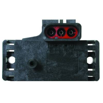 Engine Parts - Auto Meter - Auto Meter Sensor; MAP; 3 Bar; Replacement; 30psi Vac/Boost Gauge 2249