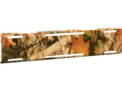 "Lighting - Off Road Lighting - Rigid Industries - Rigid Industries 10"" SR Light Cover - 6"" CAMO 19099"