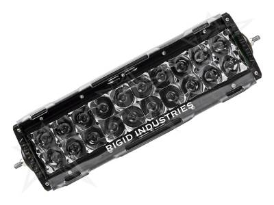 "Lighting - Off Road Lighting - Rigid Industries - Rigid Industries 10"" E-Series Light Cover - Clear - trim 4"" & 6"" 11092"