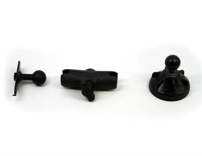 Bully Dog - Bully Dog RAM Heavy Duty Suction Cup Mounting kit for GTs and WatchDogs 30600