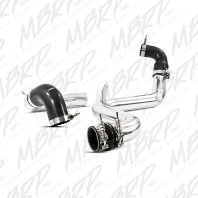 "Air Intakes And Parts - Cold Air Intakes - MBRP - MBRP Exhaust 2 1/2"" Intercooler Pipe IC2317"